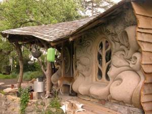 необычные дачные домики фото