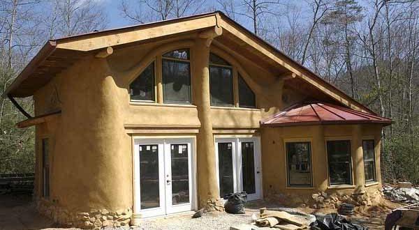 Дачный дом построенные своими руками