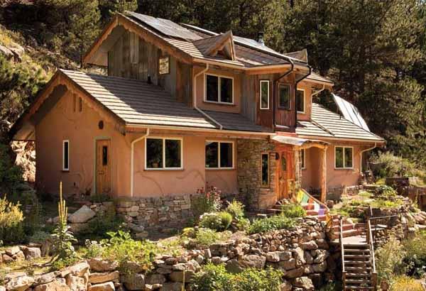 недорогой дачный дом