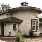 дачные дома из глины варианты дизайна