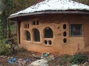дачные дома с интересным дизайном