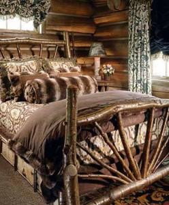 дизайнерские решения для деревянного дома фото