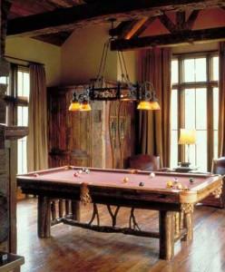 деревянный дом фото интерьера