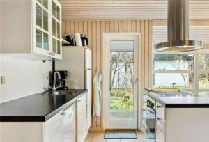 скандинавский проект дачного дома фото внутри