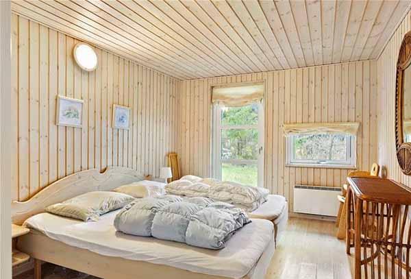 скандинавский проект дачный дом внутри