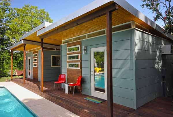проект дачного дома для жаркого лета