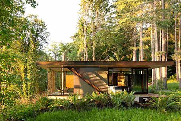 дизайнерские проекты дачных домов фото