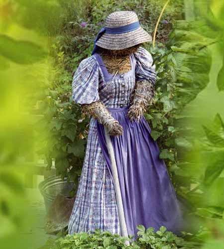 садовые фигурки