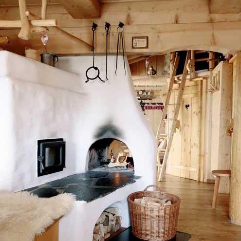 стиль шале для загородного дома