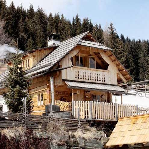 дом-шале