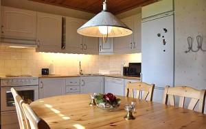 садовый домик кухня