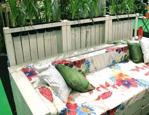 дешевая мебель для дачи своими руками