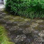 садовые дорожки с мозаикой в восточном стиле