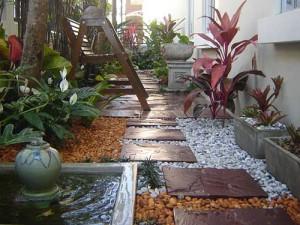 роскошные садовые дорожки