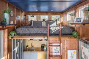 дом из морского контейнера фото