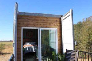 двухэтажный дом из контейнеров проект