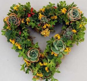 красивые композиции из цветов в саду