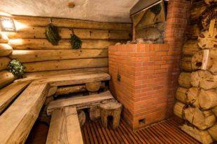 баня на даче