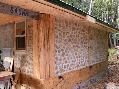 Сделать деревянную баню своими руками 940