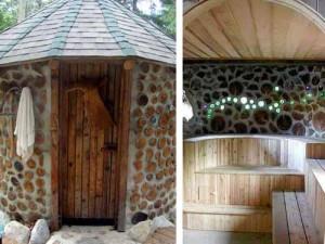 шатровая баня