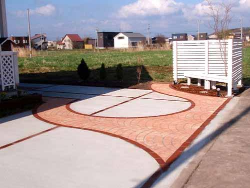 дача своими руками разрабатываем дизайн площадки перед домом