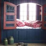 скандинавский интерьер загородного дома фото