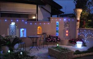 освещение на даче
