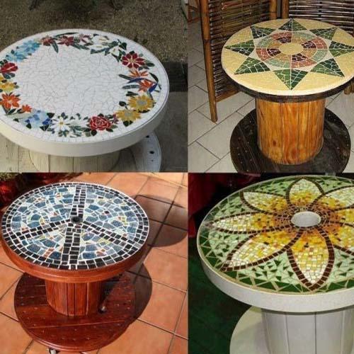 как сделать мебель для дачи из деревянных поддонов