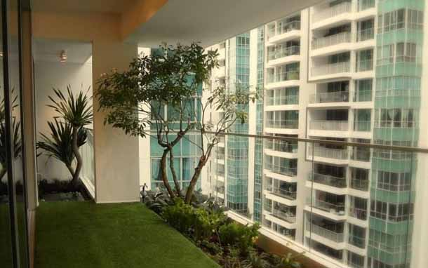 профессиональный дизайн балкона