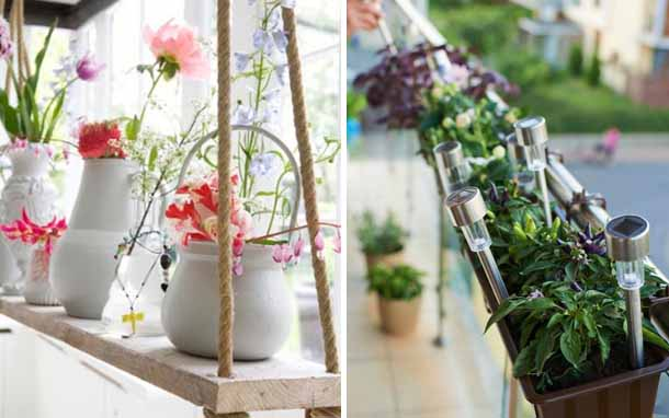 элементы дизайна красивого балкона