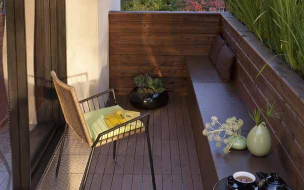 ящики для хранения вещей на балконе
