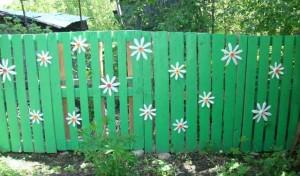 недорогой забор