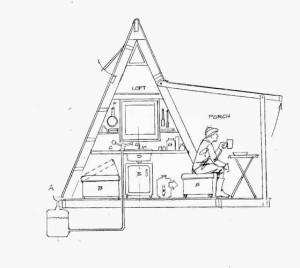 дачный дом проект4
