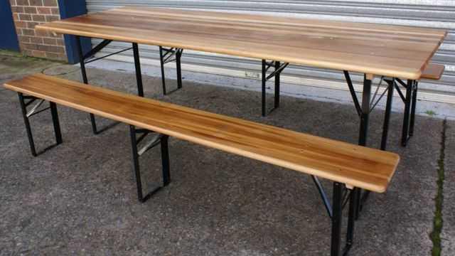 стол с лавками своими руками