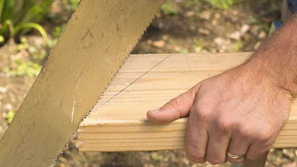 скамейка своими руками инструкция