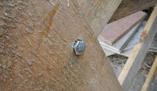 деревянные ворота пошаговая инструкция