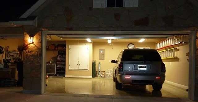 электричество в гараже своими руками