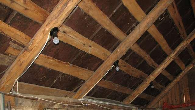 как осветить гараж