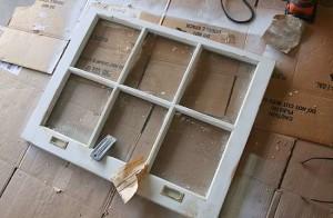 как отреставрировать старое окно