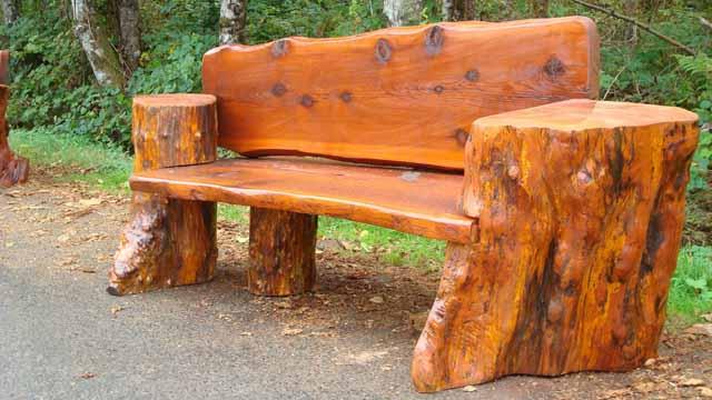 Кованная скамейка своими руками: эскиз и выбор кованых