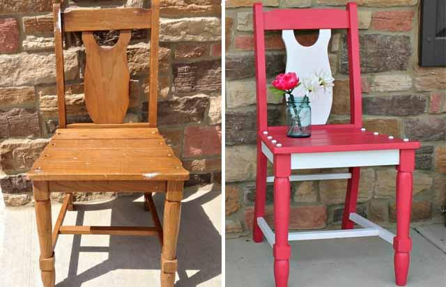 обновить мебель самому