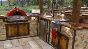 летняя кухня проекты для дачи