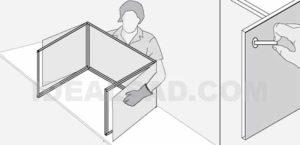 как сделать вытяжной зонт для мангала на даче