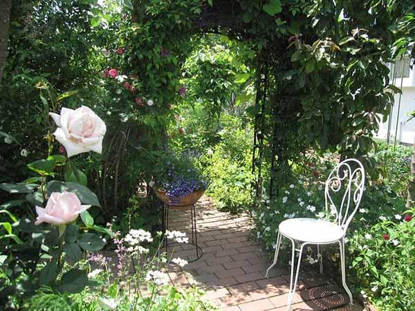 Как украсит сад огород своими руками фото 460