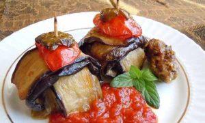 красивые и вкусные блюда из баклажан в духовке