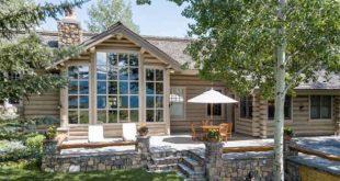 современный деревянный дом снаружи