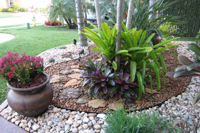 садовый бордюр