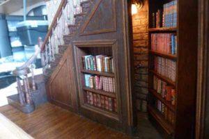 секретная комната под лестницей
