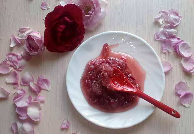 варенье из розы польза и вред