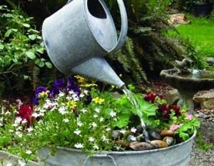 необычные идеи для вмини водоема на даче